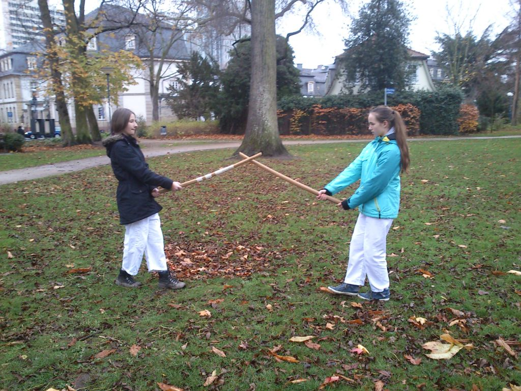 Projekttag Monte Schwert im Lilipark