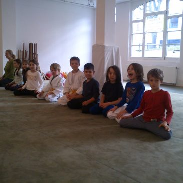 Kinder Aikido Projekttag