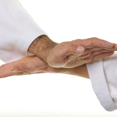 Aikido Hände