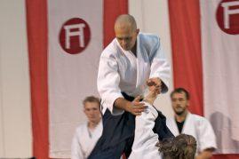Ikkyo omote Aikido Zentrum Offenbach